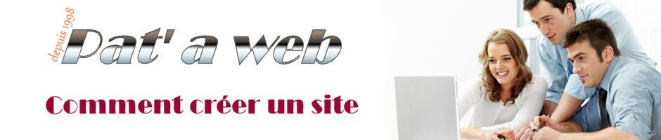 Cr�er un site internet